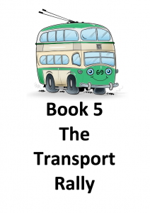 Timmy-Ollie - Book 05 - The Transport Rally